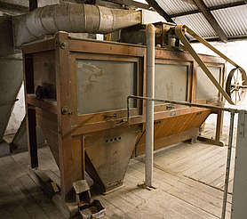 Springbank part of the malt mill uploaded by Ben, 22. Feb. 2016