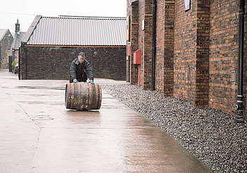 Springbank cask for the warehouse uploaded by Ben, 22. Feb. 2016
