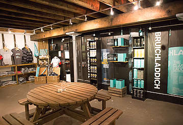 Bruichladdich shop uploaded by Ben, 29. Feb 2016