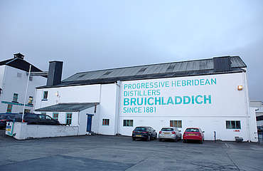Bruichladdich Distillery uploaded by Ben, 29. Feb 2016