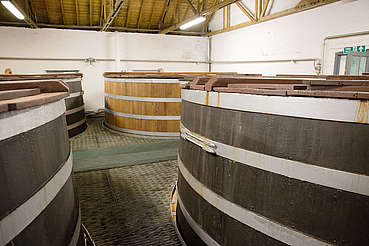 Bruichladdich wash backs uploaded by Ben, 29. Feb 2016