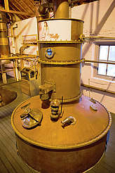 Bruichladdich pot still uploaded by Ben, 29. Feb 2016