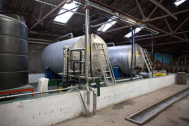 Bruichladdich cask filling uploaded by Ben, 29. Feb 2016