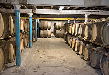 Bunnahabhain inside the warehouse uploaded by Ben, 25. Jan 2016
