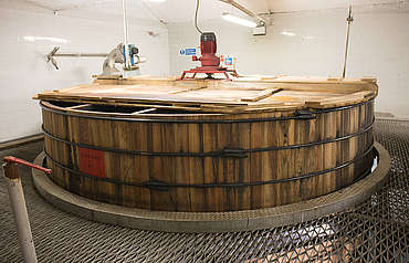 Bunnahabhain wash back uploaded by Ben, 25. Jan 2016