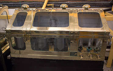 Bunnahabhain spirit safe uploaded by Ben, 25. Jan 2016