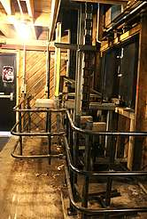 Jack Daniels barrel elevator uploaded by Ben, 15. Jun 2015