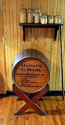 Maker's Mark barrel uploaded by Ben, 23. Jun 2015