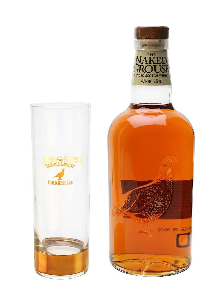 Famous Grouse Naked Grouse . Private Bar Online Store