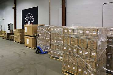 Michter's bottles ready to ship uploaded by Ben, 24. Jun 2015