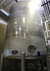 Wild Turkey bottling tank uploaded by Ben, 29. Jun 2015