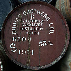 Strathisla cask uploaded by Ben, 28. Apr 2015