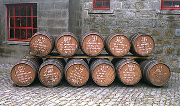 Glendronach some casks uploaded by Ben, 10. Mar 2015