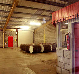 Glenfarclas cask for bottling uploaded by Ben, 11. Mar 2015
