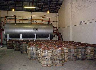 Glen Moray casks for bottling uploaded by Ben, 03. Mar 2015