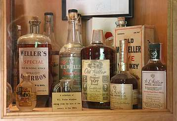 Buffalo Trace collection of old weller whiskies uploaded by Ben, 23. Jun 2015