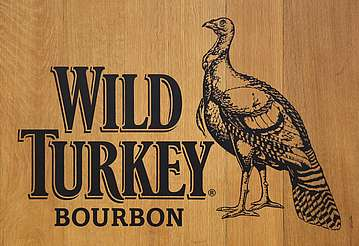 Wild Turkey company logo uploaded by Ben, 29. Jun 2015
