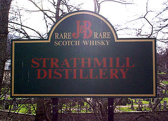 Strathmill company sign uploaded by Ben, 29. Apr 2015