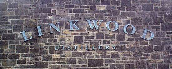 The Linkwood company sign.