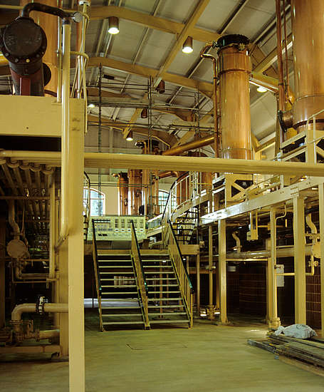 The Glenrothes Stillhouse