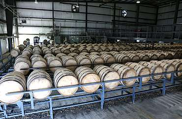 Wild Turkey cask filling plant uploaded by Ben, 29. Jun 2015