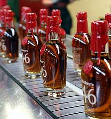 Finished Maker's Mark 46 bottles uploaded by Ben, 24. Jun 2015
