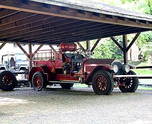 Jack Daniels fire brigade uploaded by Ben, 15. Jun 2015