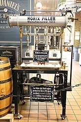 Jack Daniels horix filler uploaded by Ben, 15. Jun 2015