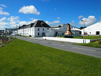 Bruichladdich Distillery uploaded by Ben, 20. Sep 2014