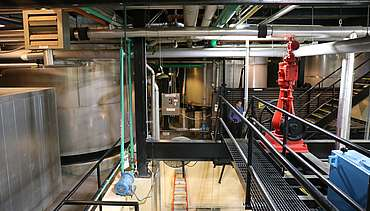 George Dickel inside the distillery uploaded by Ben, 08. Jun 2015