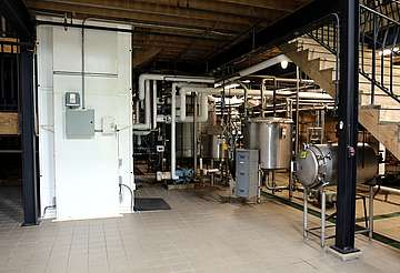 Woodford Reserve inside the still house uploaded by Ben, 01. Sep 2015