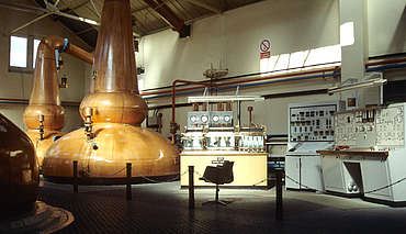 Glenfarclas inside the still house uploaded by Ben, 11. Mar 2015