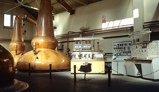 The Glenfarclas Stillhouse