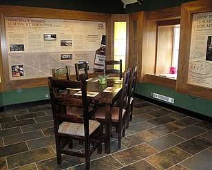 Edradour inside visitor center uploaded by Ben, 25. Feb. 2015