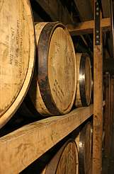 Jack Daniels inside warehouse uploaded by Ben, 15. Jun 2015