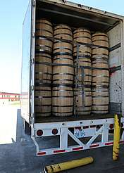 Wild Turkey loaded truck uploaded by Ben, 29. Jun 2015
