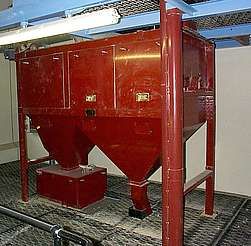 Glen Moray malt feeder uploaded by Ben, 03. Mar 2015