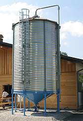Slyrs malt silo uploaded by Ben, 28. Apr 2015
