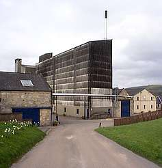 Glen Moray malt store uploaded by Ben, 03. Mar 2015