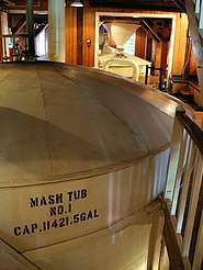Maker's Mark mash tub uploaded by Ben, 24. Jun 2015