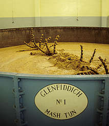 Glenfiddich mash tun uploaded by Ben, 18. Mar 2015