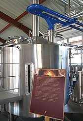 Slyrs mash tun uploaded by Ben, 28. Apr 2015