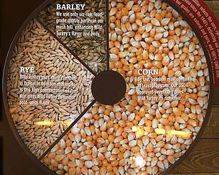 Wild Turkey mix ration uploaded by Ben, 29. Jun 2015