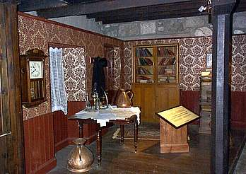 Royal Lochnagar museum - room from the 19th century uploaded by Ben, 22. Apr 2015