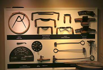 Jack Daniels old tools uploaded by Ben, 15. Jun 2015