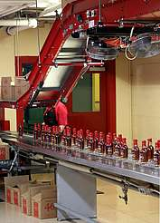 Maker's Mark packaging machine uploaded by Ben, 24. Jun 2015