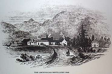 Royal Lochnagar picture of the distillery 1848 uploaded by Ben, 22. Apr 2015