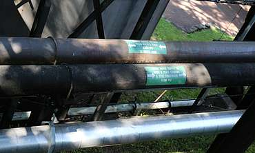 Jack Daniels pipelines uploaded by Ben, 15. Jun 2015