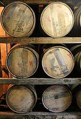 Maker's Mark inside the warehouse uploaded by Ben, 24. Jun 2015