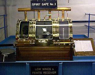 Glenburgie spirit safe uploaded by Ben, 04. Mar 2015